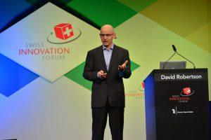 David Robertson Swiss Innovation